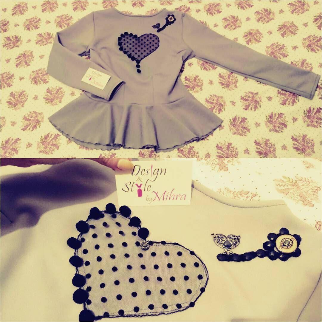 Uskoro nešto NOVOO na stranici! #fashiondaily #tshirt #heart #mihradesigndress