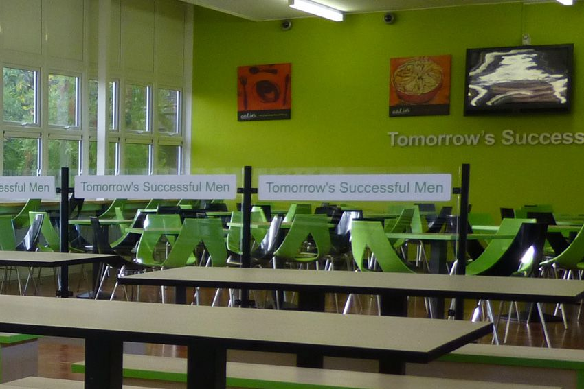We Supplied Loose Canteen Furniture For This School Dining Area As Adorable School Dining Room 2018