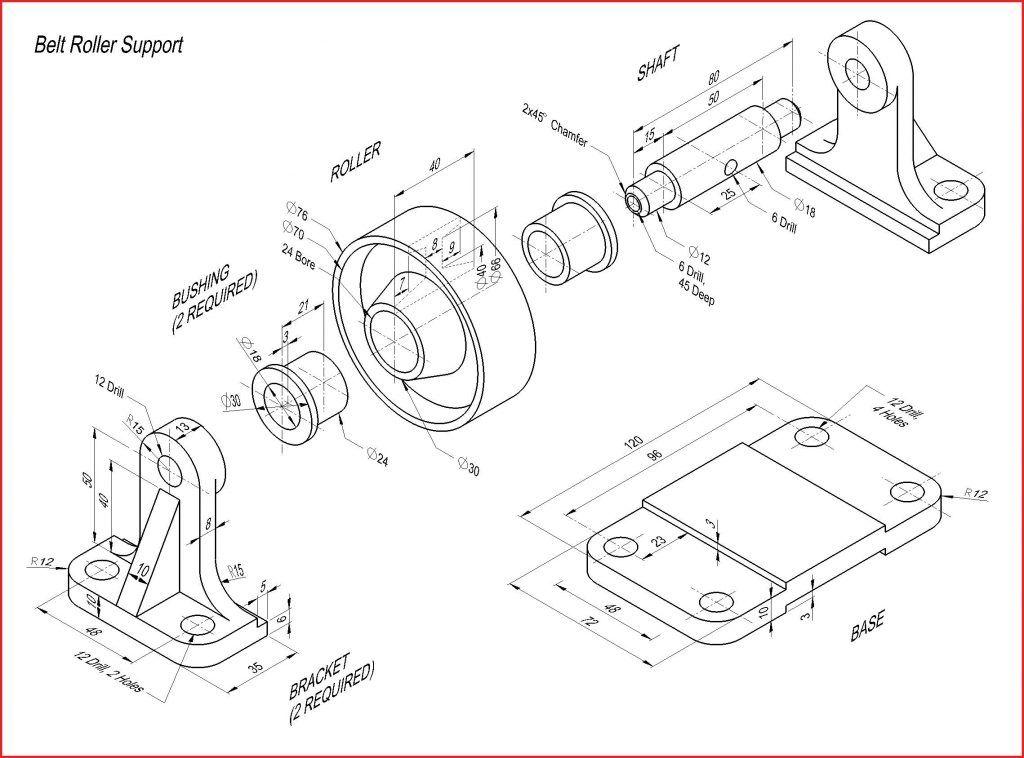 Assembly Drawing assembly Drawing 148937 Pleted assembly