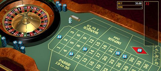 Anyone for a bit of roulette