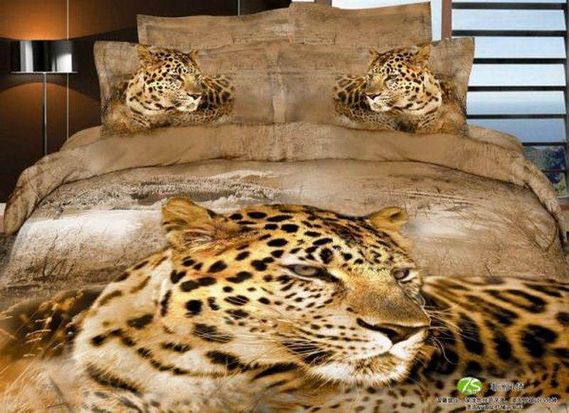 Leopard Style7 Cheetah Print Leopard Print Bedding Set With