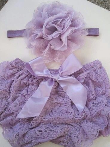 Lacy Bloomer Set