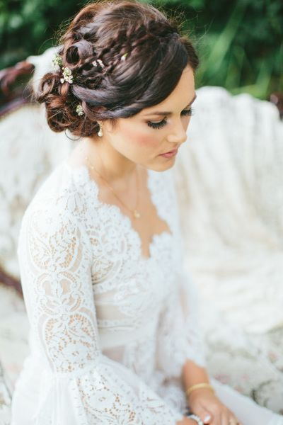 Most Pinned Bridal Updos