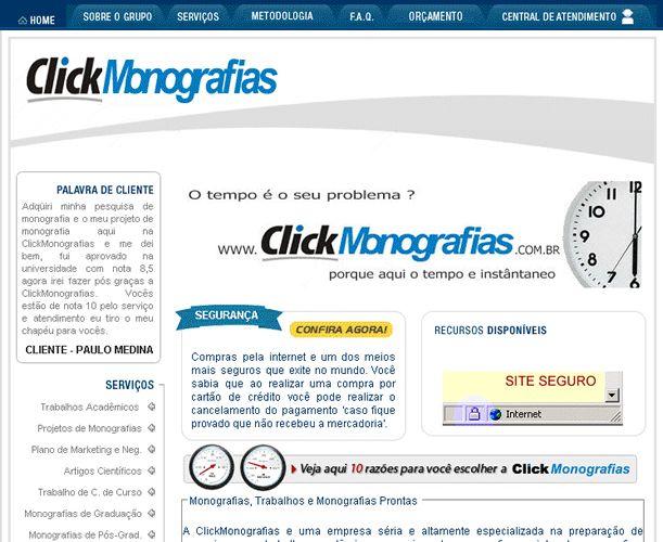 Click Monografias