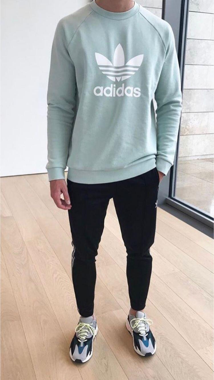 adidas abbigliamento uomo 2018