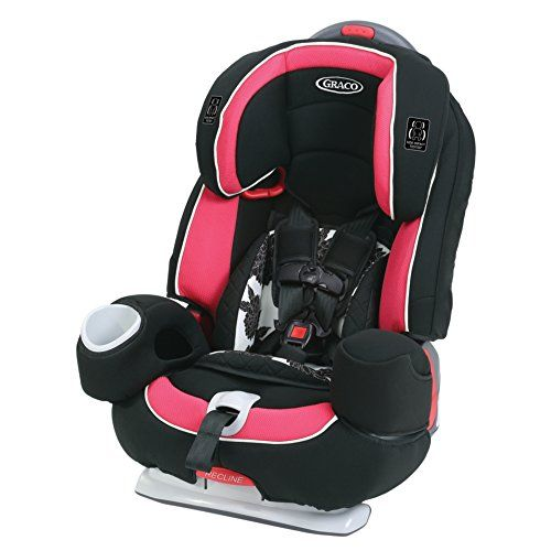 Graco Nautilus 80 Elite 3 In 1 Harness Booster Car Seat Azalea
