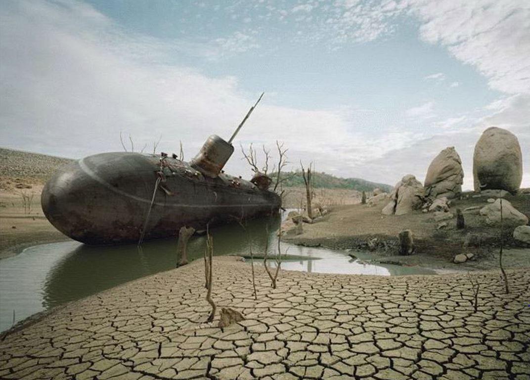 Abandoned submarines