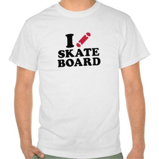 I love Skateboard Tees #I #love #Skateboard #Skateboarding #Skater #icon #logo #sports #skateboarder #heart $20.95