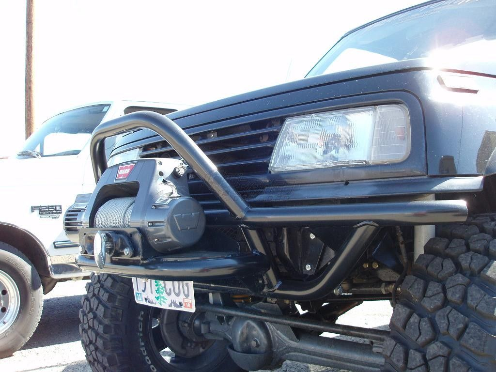 geo tracker front bumper tough sidekick tracker front tube geo tracker front bumper tough sidekick tracker front