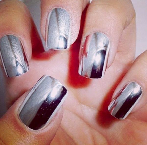 Magic Mirror Powder - Silver Chrome (2g) | Pinterest | Mirror powder ...