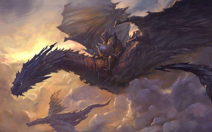 Artwork Dragon Fantasy Art Concept Art Hd Wallpaper Desktop Background Dragon Knight Dragon Artwork Dragon Pictures