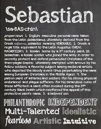Sebastian Name Names With Meaning Names Sebastian Name Meaning