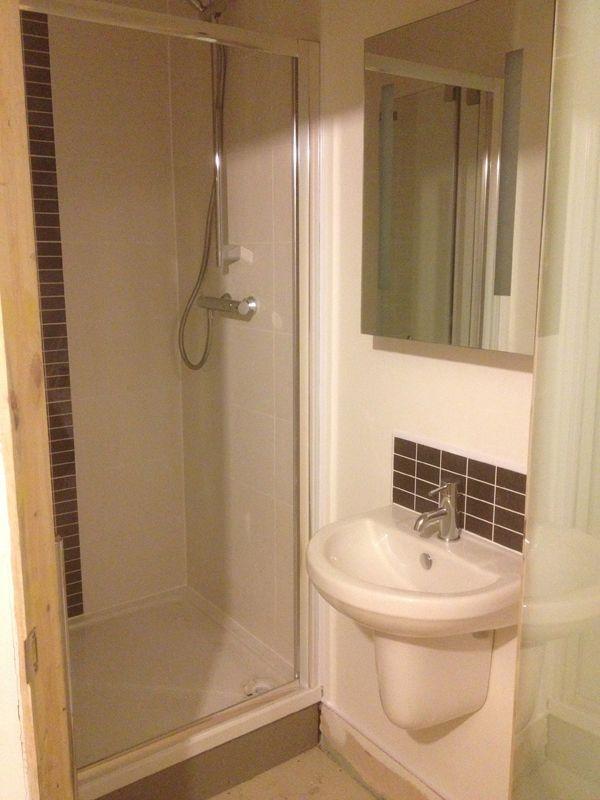 Adding An En Suite Ensuite Shower Room Small Shower Room