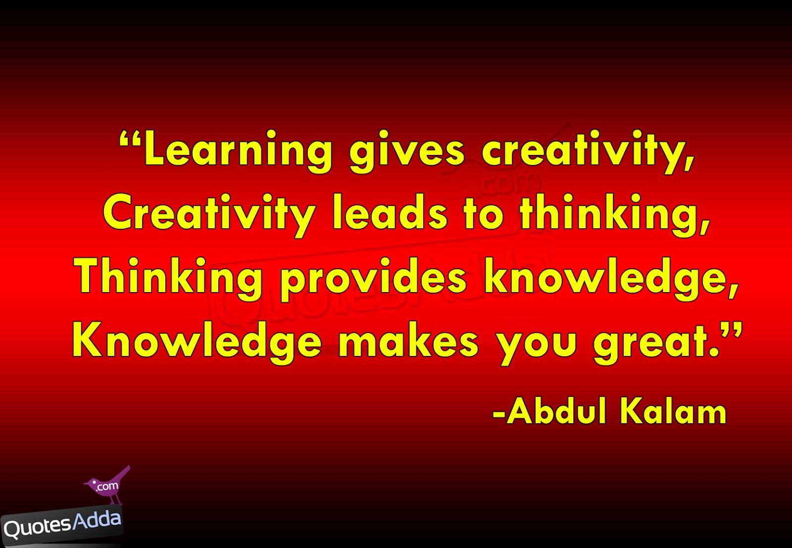 Abdul Kalam Quotations 1 QuotesAdda