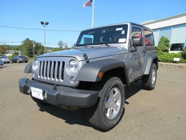 2014 Jeep Wrangler Sport 4x4 Sport 2dr SUV SUV 2 Doors Gray for sale