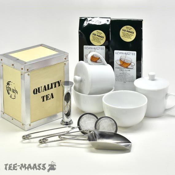 Tee Maass Schenken Tee Präsente Teataster Box Geschenk