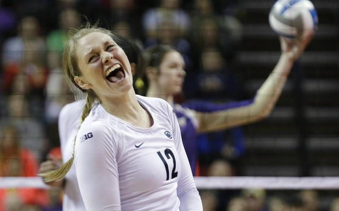 The U S Women S National Volleyball Team Posted A 1 2 Record Over The Weekend In The Fivb World Grand Prix Wit Volleyball Team Penn State Athletics Volleyball