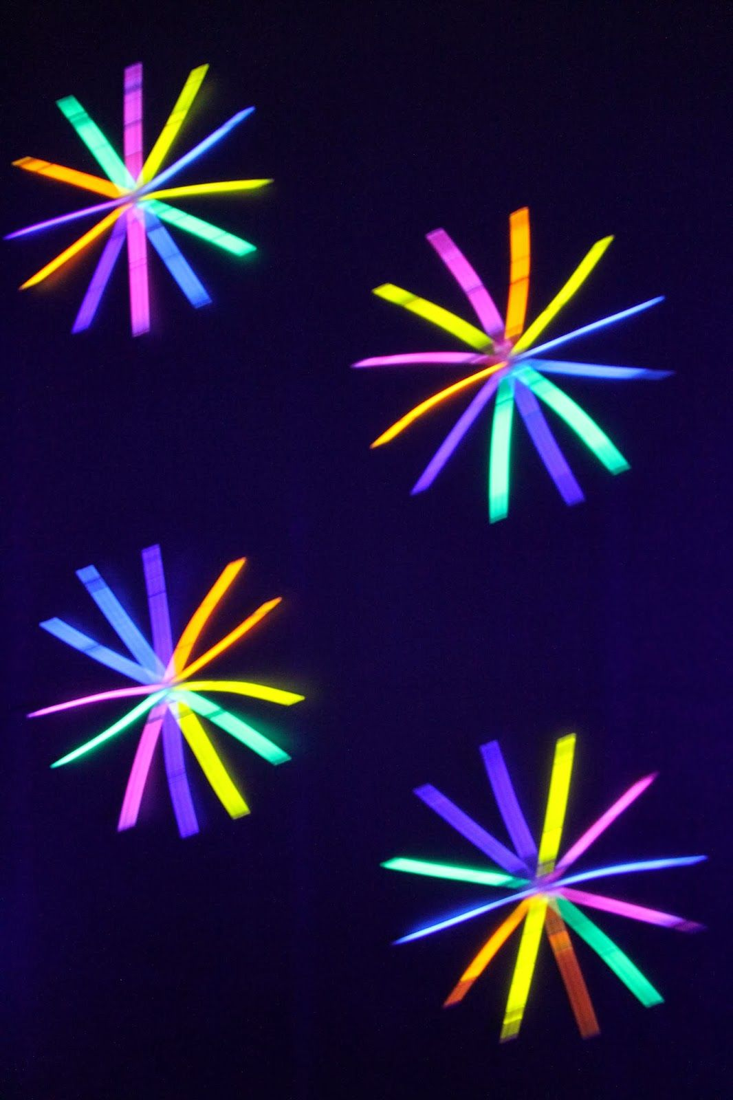 Glow In Dark Party Games