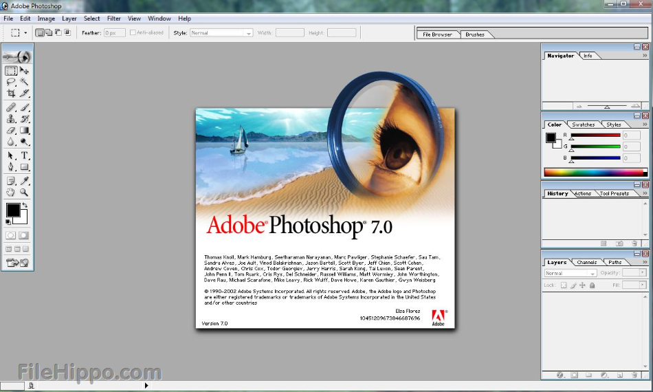 adobe photoshop 7.0 for mac download