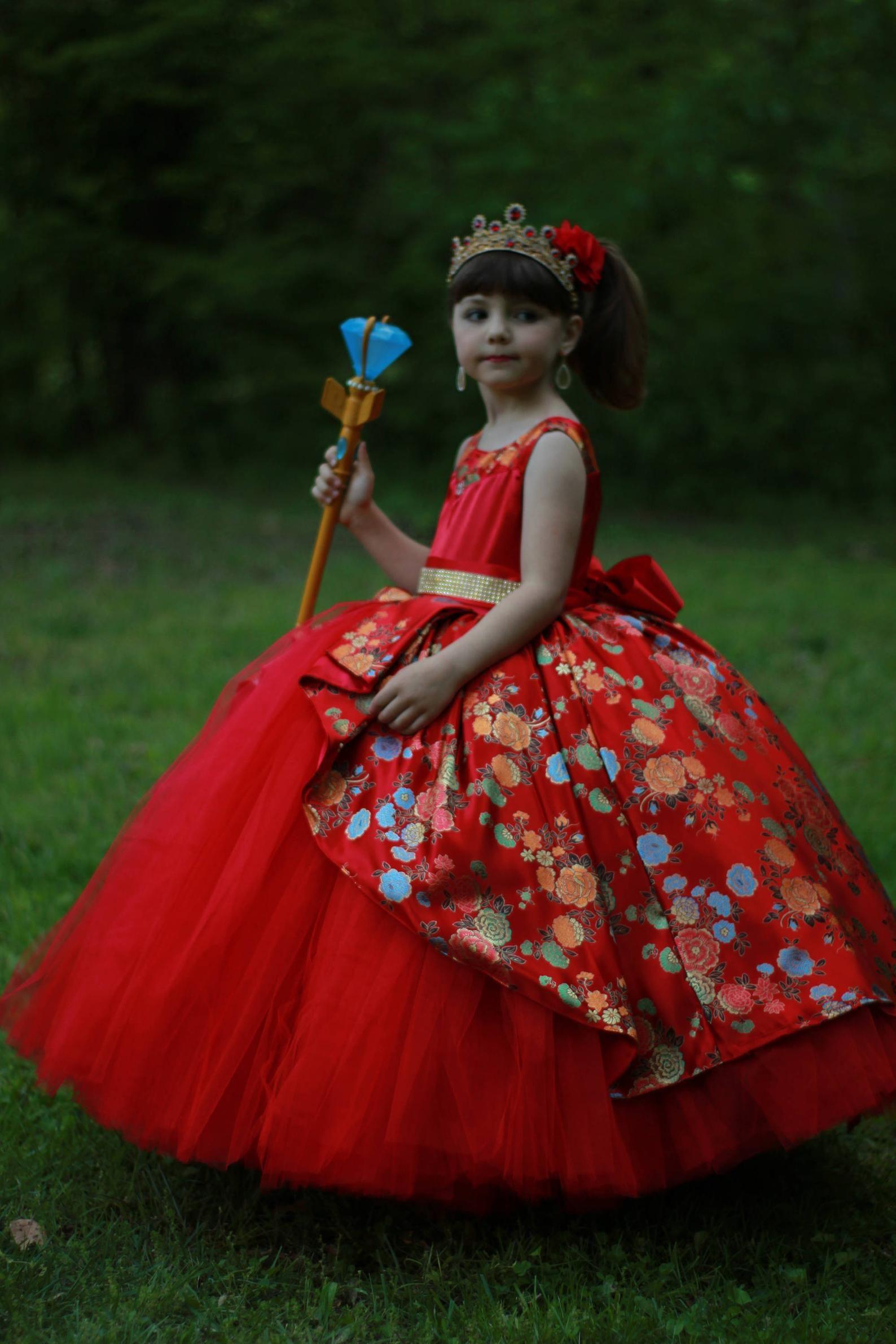 Traje De Disney Elena Elena De Avalor Vestido Vestido De