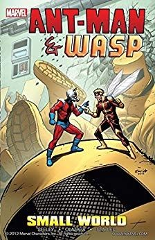 Download Ant Man Wasp Small World By Tim Seeley Ebook Free Epub