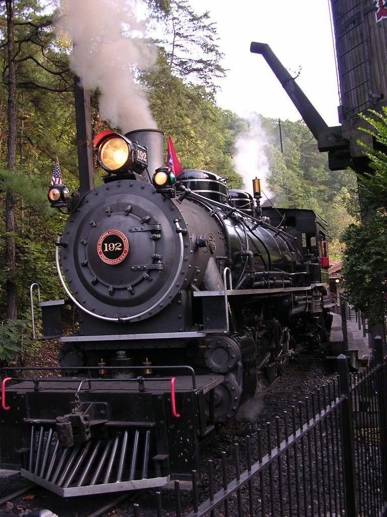 Train Rides In Tennessee Gatlinburg The Best Train 2017