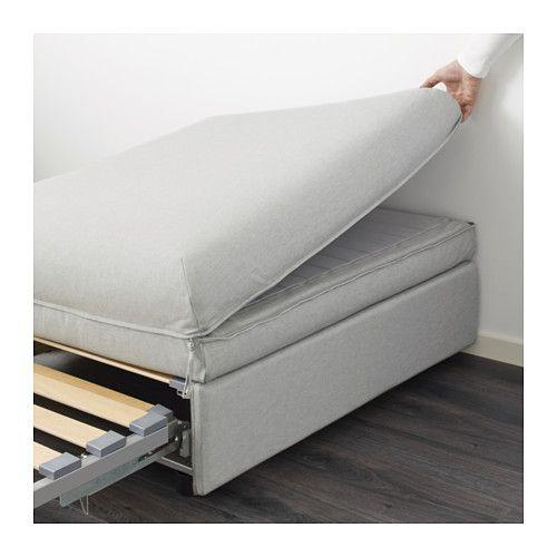 vallentuna sitzelement mit liege orrsta hellgrau ikea bedrooms einrichtung wohnraum und. Black Bedroom Furniture Sets. Home Design Ideas