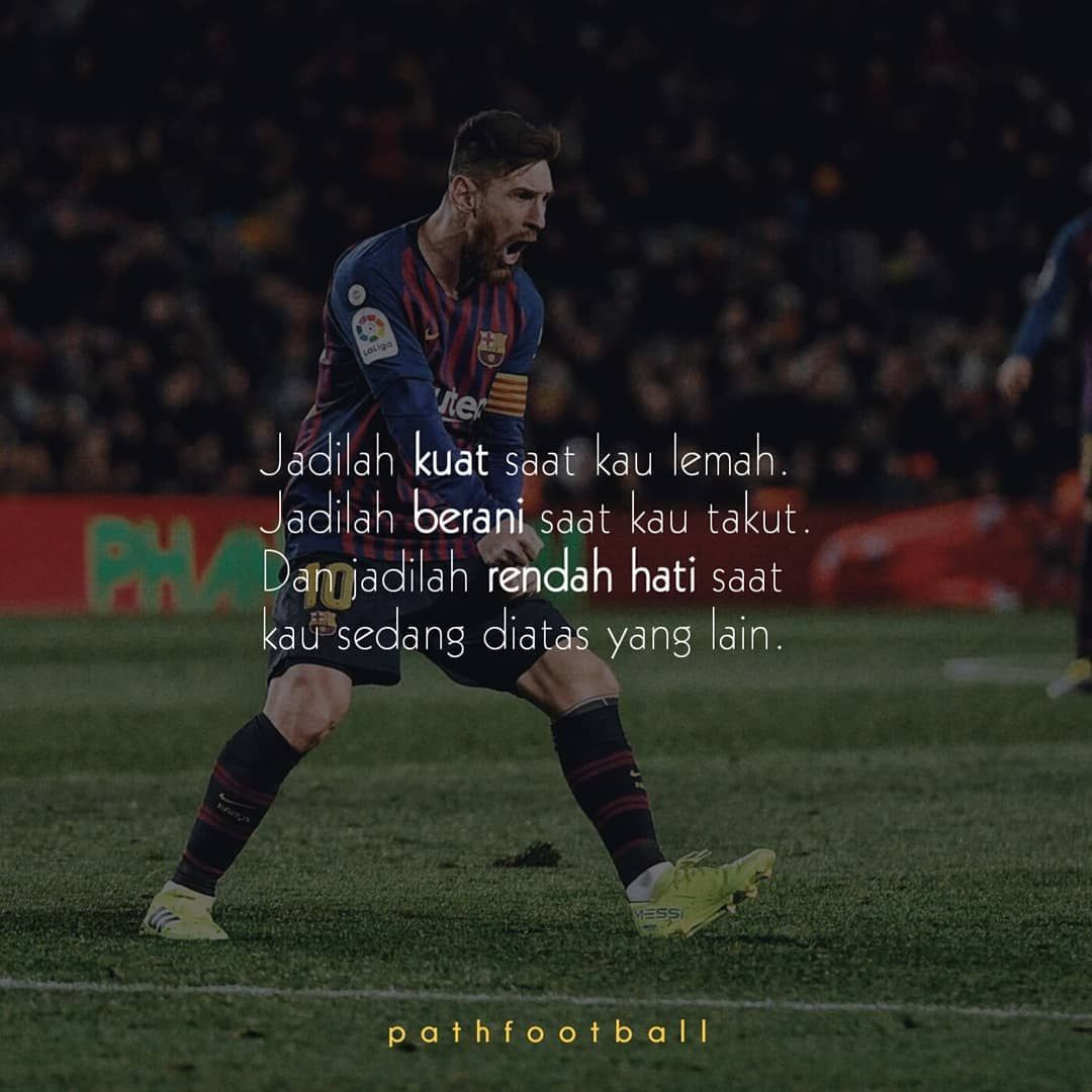 "Path Football Quote Bola Di Instagram ""nihhh 🔥💯"""