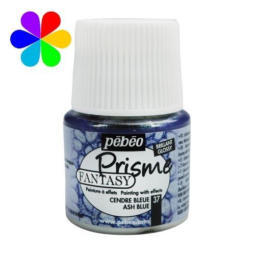 Peinture Fantasy Prisme - cendre bleutée - 45ml - Pébéo