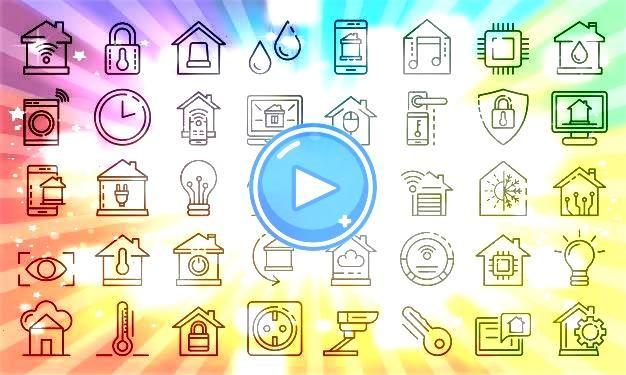 iconos de casa inteligentes  Premium VectorConjunto de iconos de casa inteligentes  Premium Vector Los 5 tipos de creatividad  Todas las personas son creativas pero no sa...