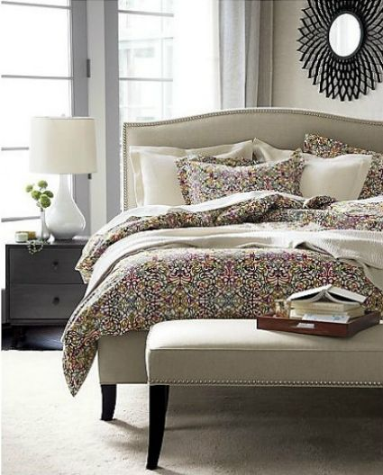 Knockout Knockoffs Crate and Barrel Colette Bedroom Coupon lady