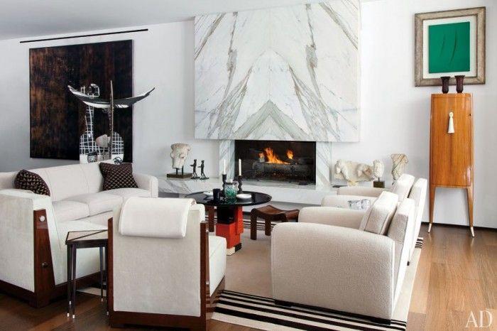 Dream House Interior Living Rooms Decorating Ideas