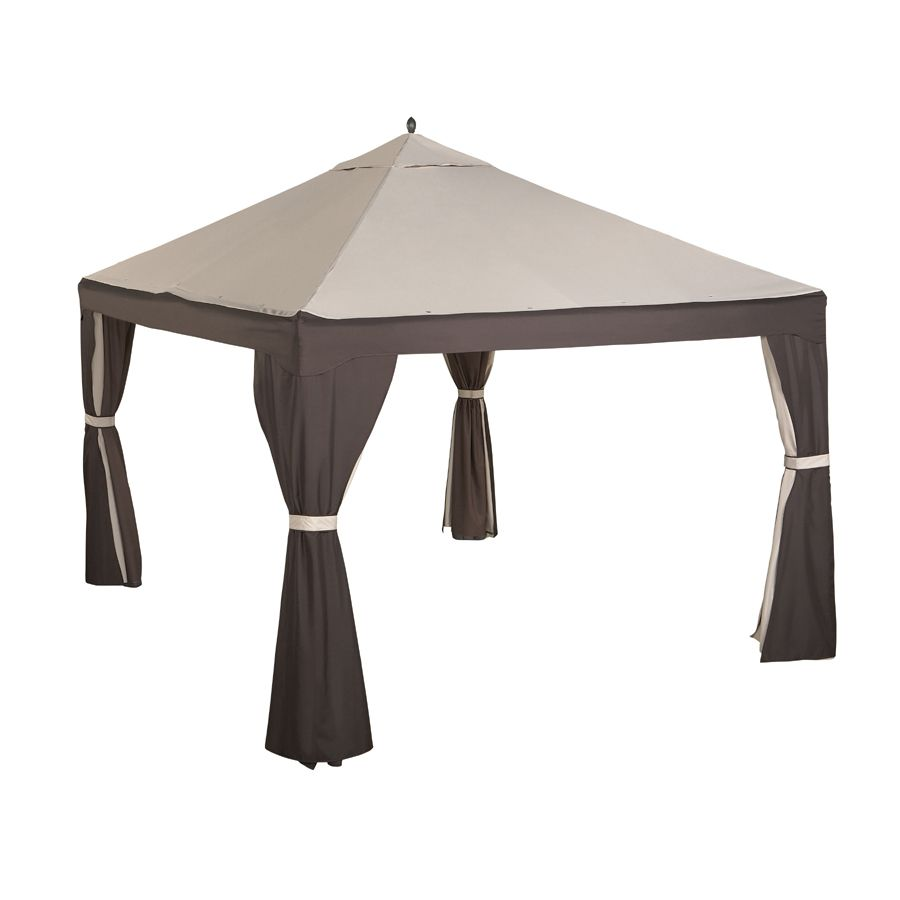 Lowes 10 X 12 Gazebo Replacement Canopy 8 Bar Garden Winds Gazebo Replacement Canopy Gazebo Canopy Replacement Canopy