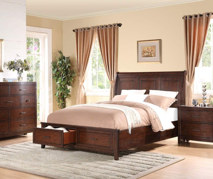 Best Manoticello Queen Bedroom Collection At Big Lots 400 x 300