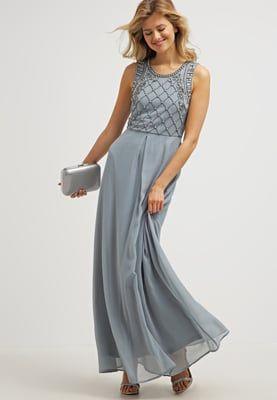 17d7f09e7faad8 Maxi dresses Anna Field Maxi-jurk - silver blue blauwgrijs  79