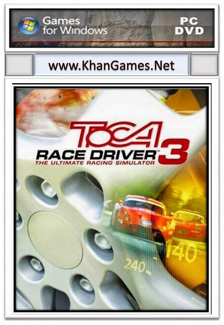 Toca Race Driver 3 Game Racing Video Games Free Pc Games