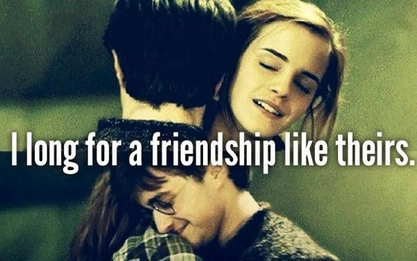 Charming Image Result For Harry Potter Quotes About Friendship