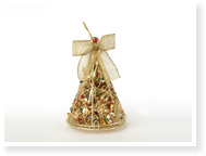 Crystal Temptations - Christmas Tree | Place card holders