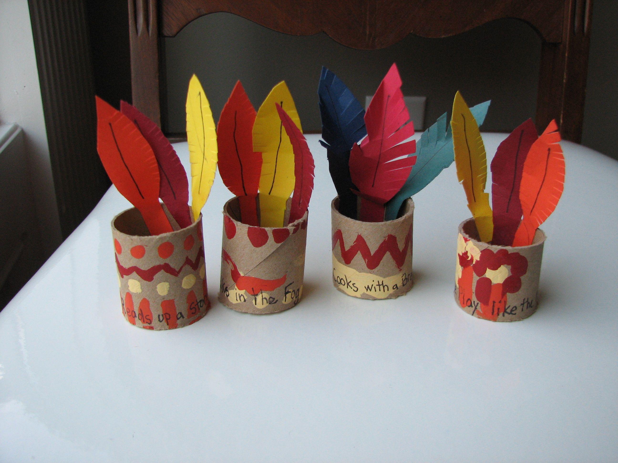 Pinterest preschool thanksgiving napkin rings bing for Make it take it crafts