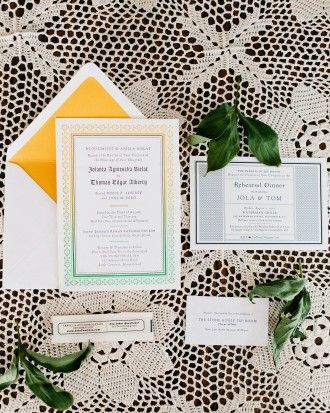 Cranky Pressman letterpressed the invitations for this Rhode Island, whimsical wedding.