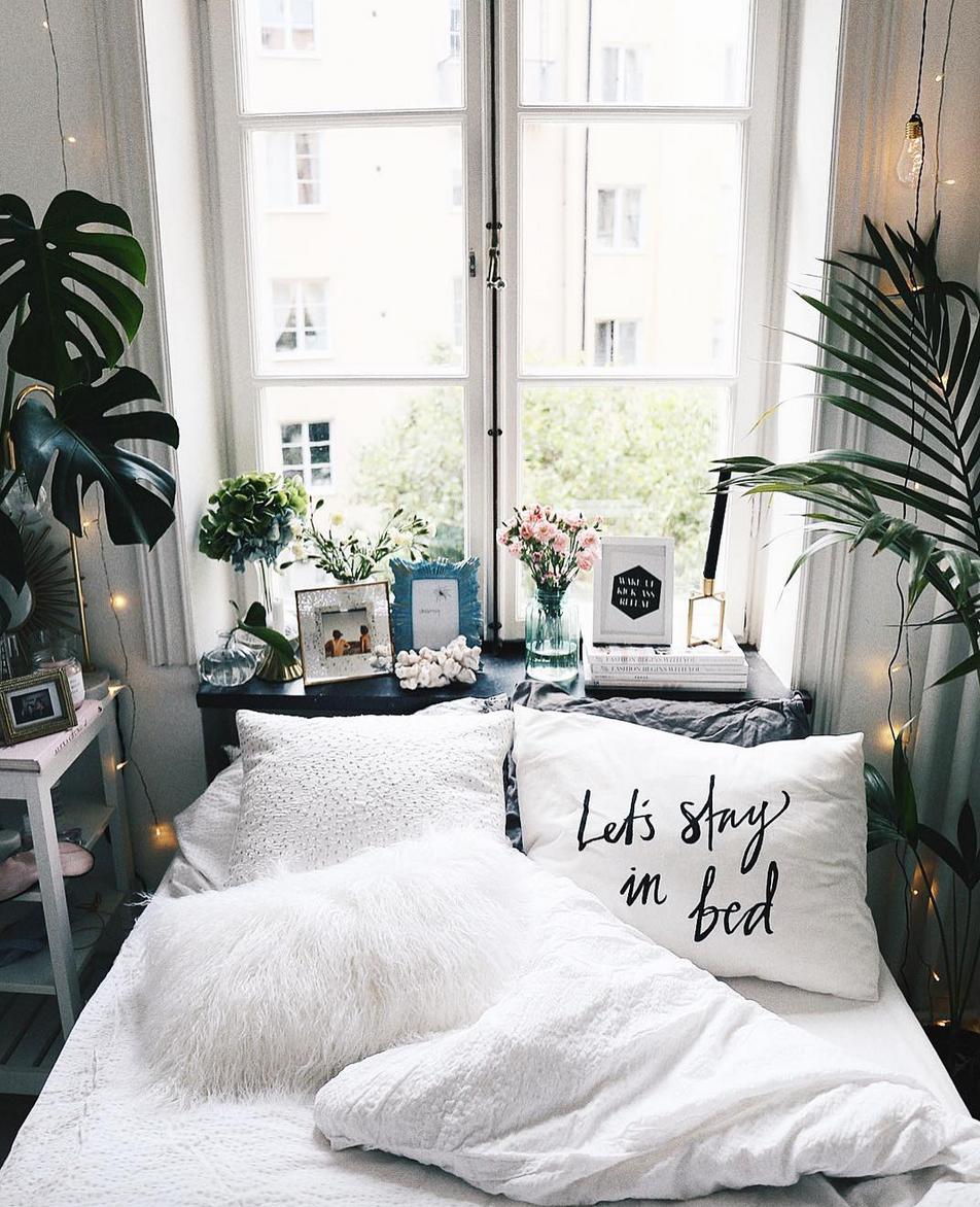 Yatak Odası İçin Yaratıcı Fikirler