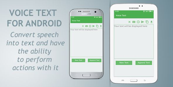 Voice Text Android Studio (Java) + AdMob Android