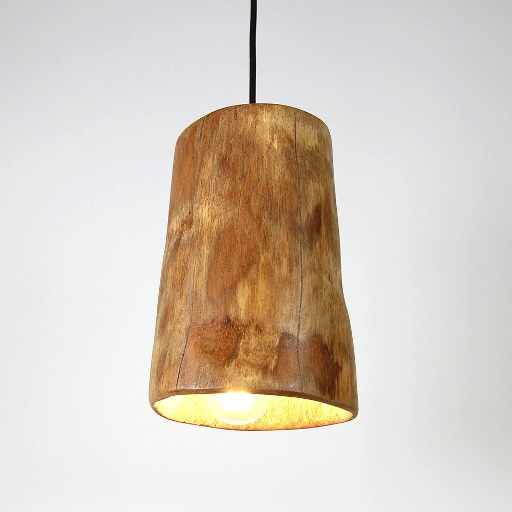 Unique Hanging Lamps wooden lamp / hanging lamp / pendant lamp / sisal root / karoo
