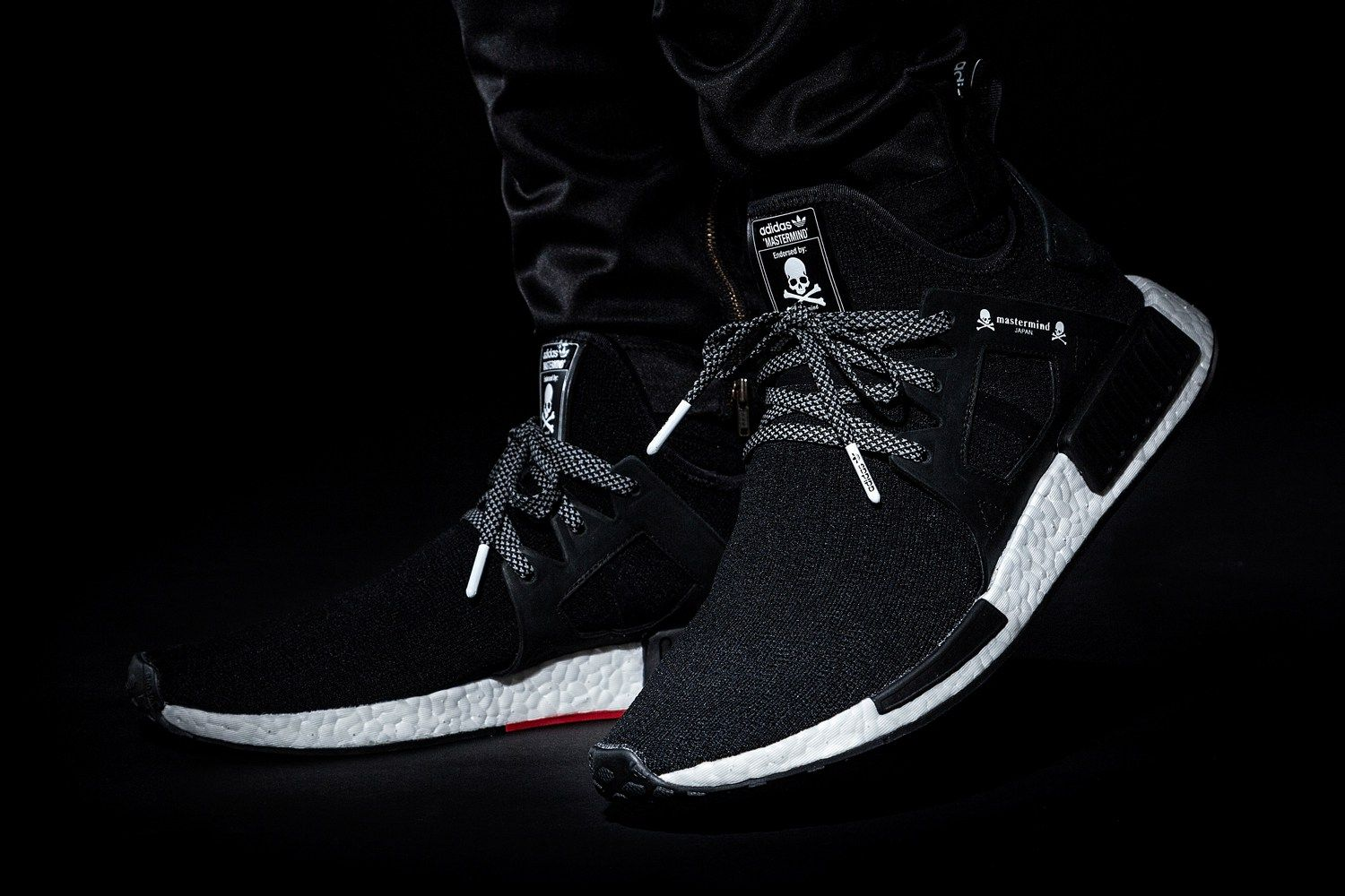 adidas Originals NMD XR1 PK White Concrete