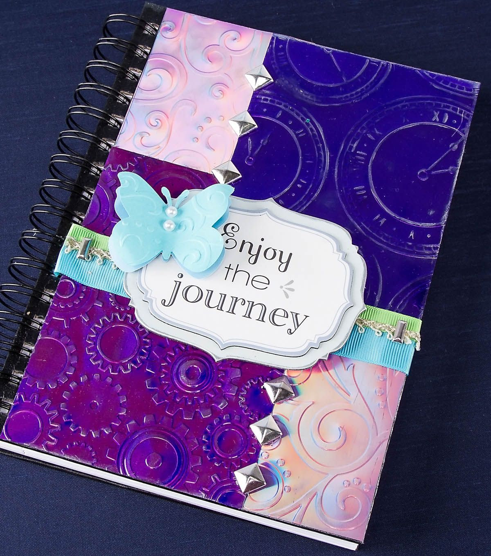 Embossed Journal
