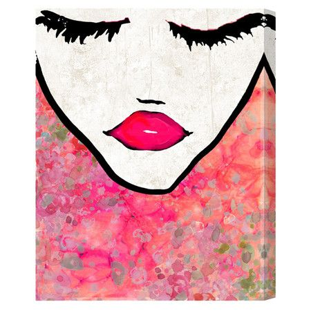 Hang this artful canvas print above your living room seating group ...