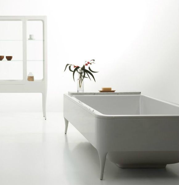 Rectangular bathtub ORGANICO The Hayon Collection Collection by BISAZZA Bagno  design Jaime ...