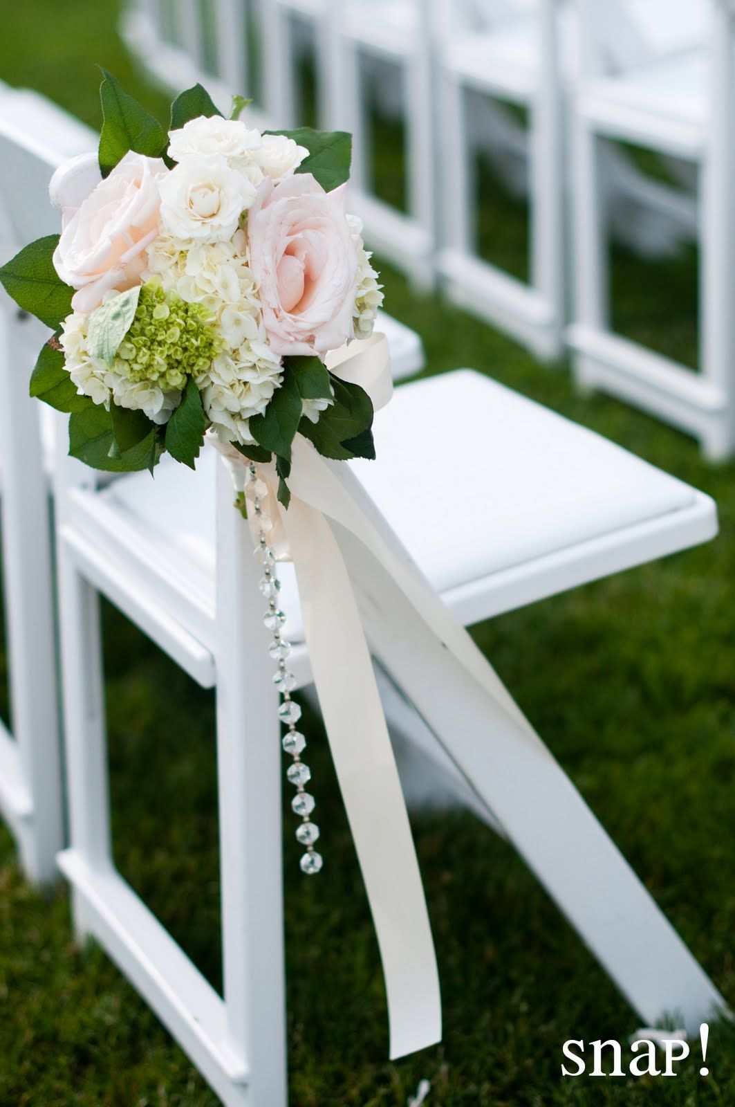 Diy Outdoor Wedding Aisle Decorations