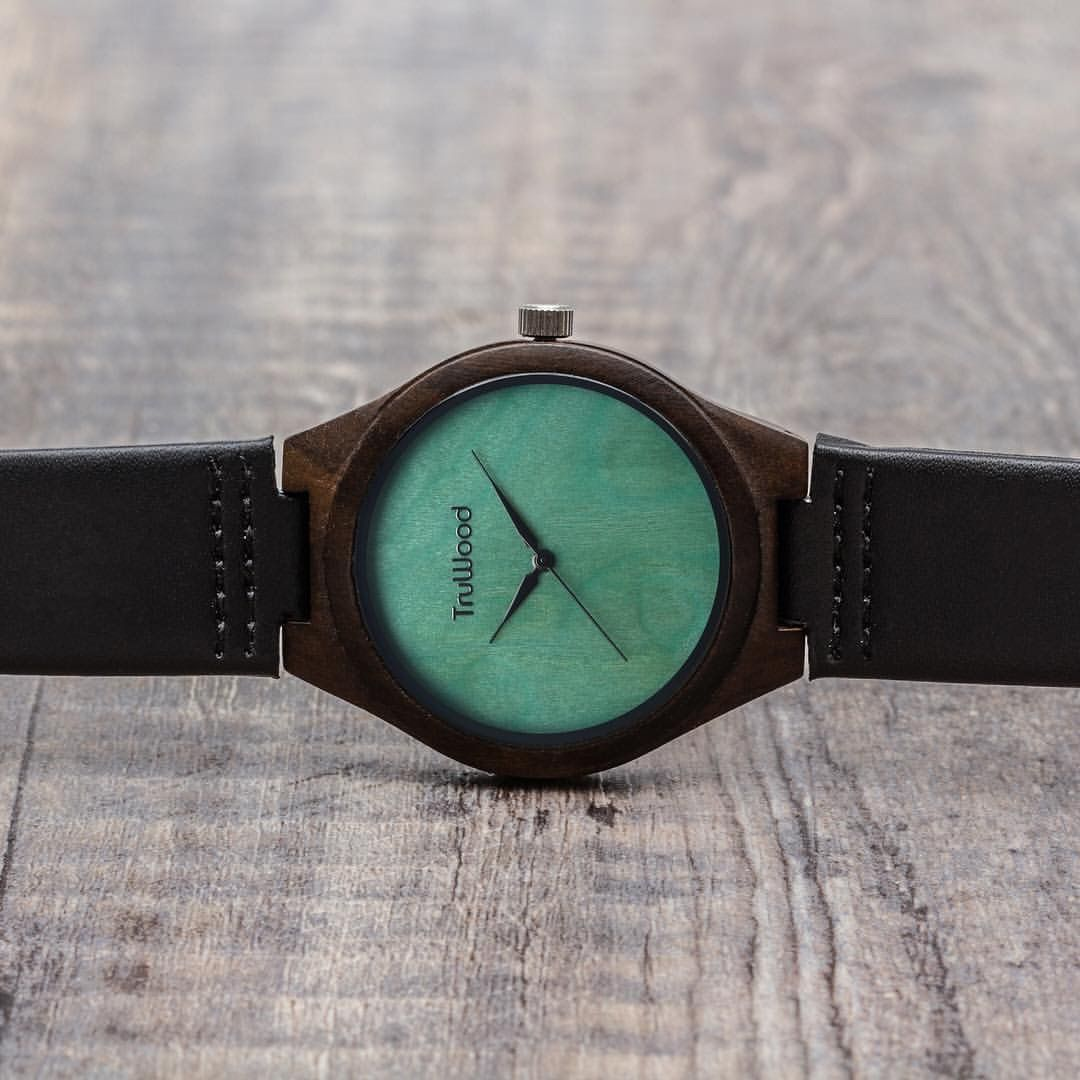by green leaf truwood accessories fashion wooden watches