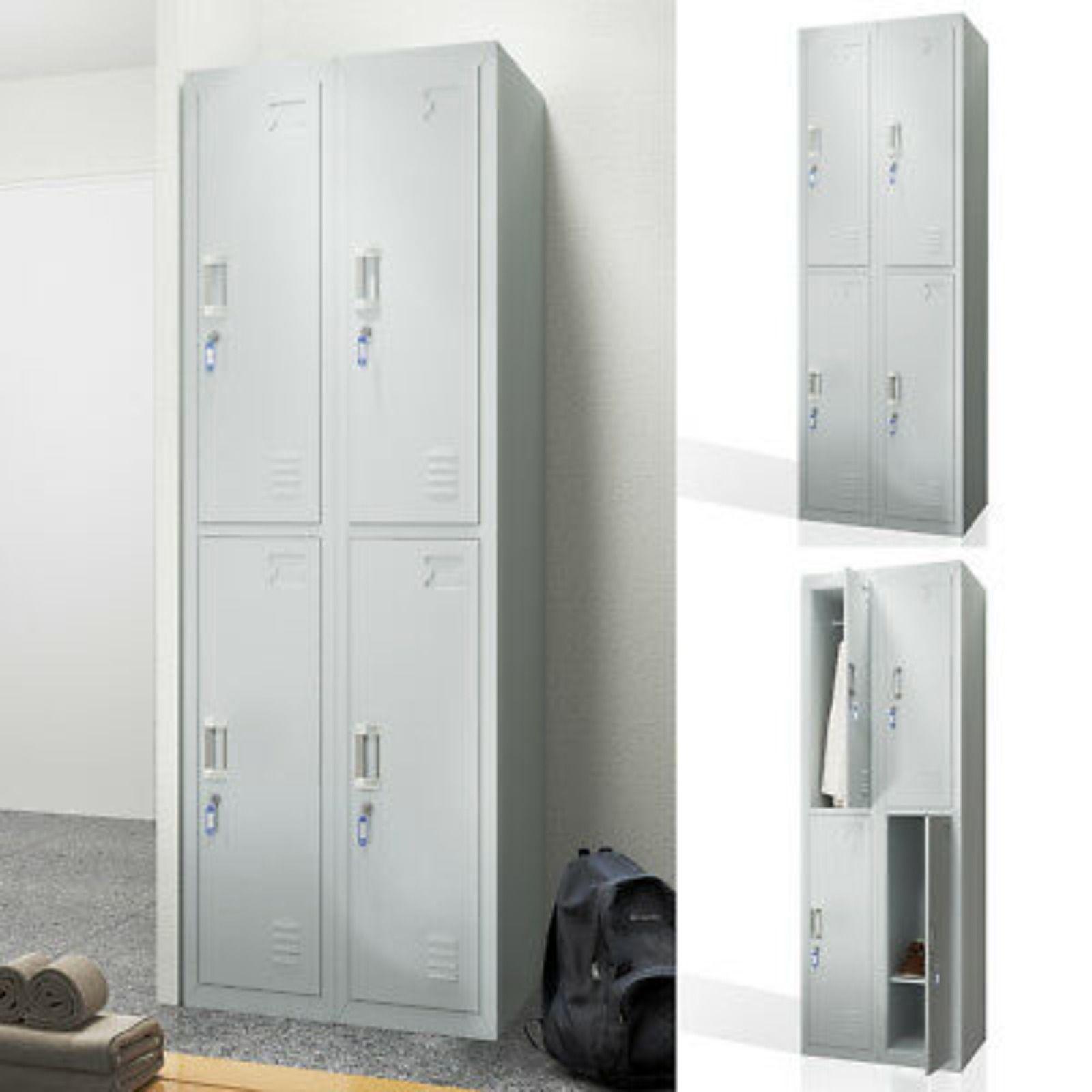 casier vestiaire armoire en acier 4